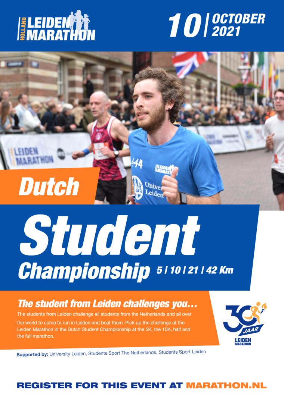 Leiden Marathon October 10 2021