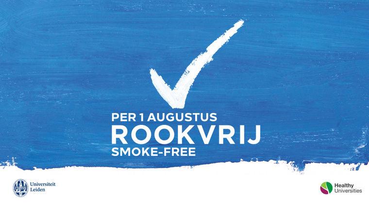 Leiden University completely smoke-free starting August