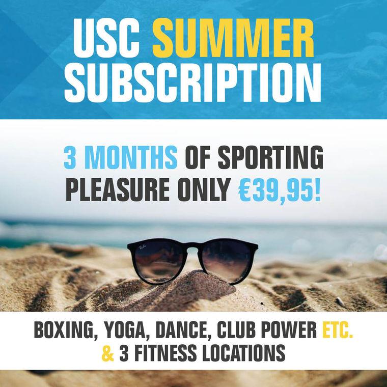 Vanaf 5 juni mag het USC weer open