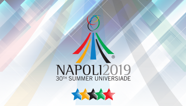 ​Universiade 2019 Napels
