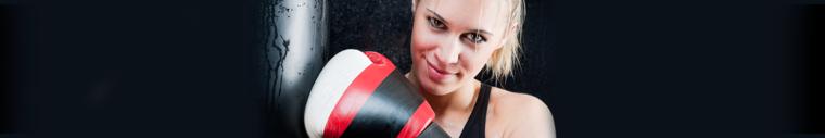 Vrij trainen met bokszak in zaal B